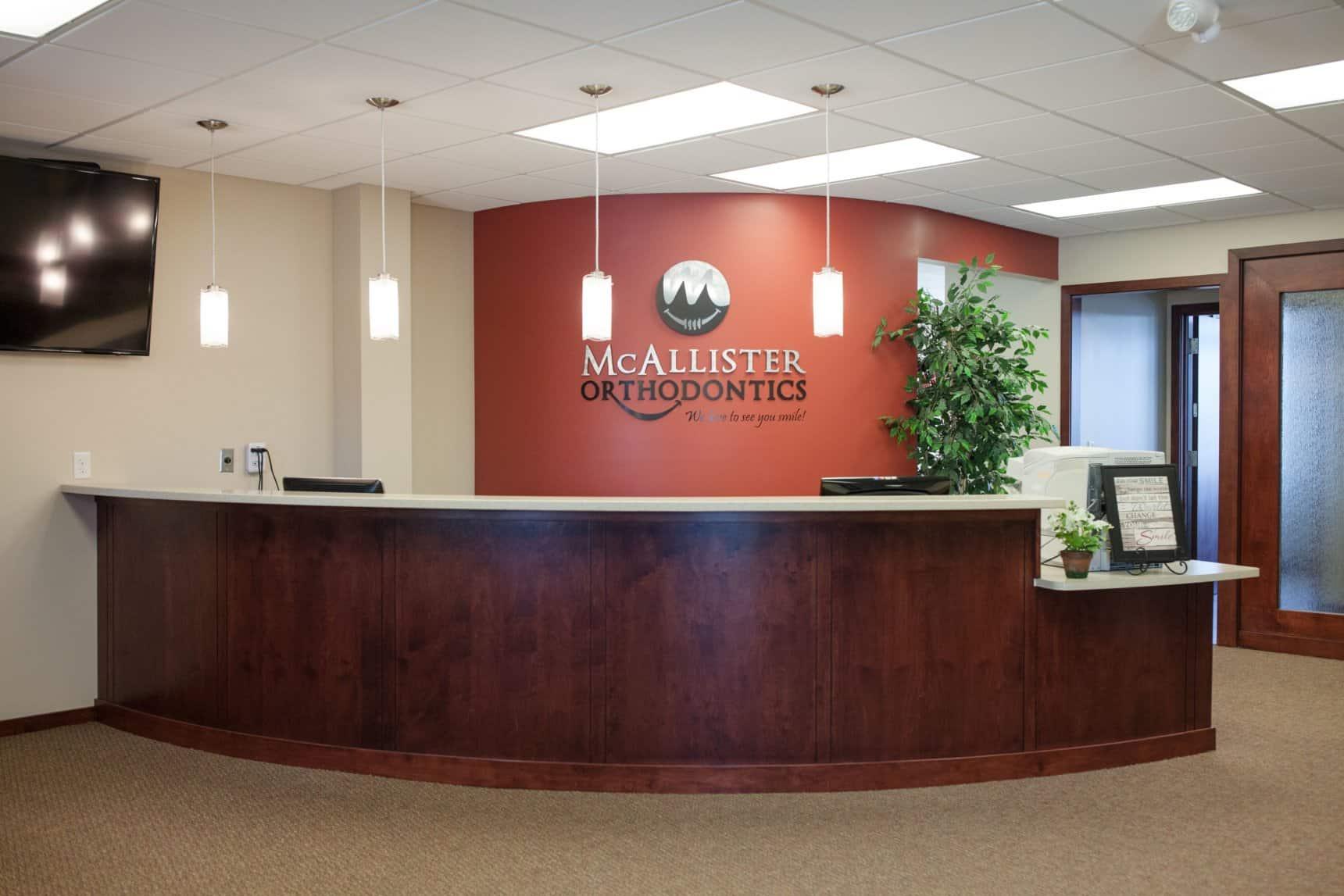 McAllister Orthodontics Office Omaha Nebraska